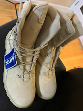Bates Urban Assault Desert Tan Boots 11.5 W - New With Tags - Free Shipping!