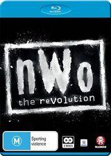 The WWE - NWO - Revolution (Blu-ray, 2016, 2-Disc Set) brand new sealed
