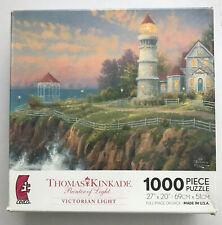 "Thomas Kinkade Jigsaw Puzzle ""Victorian Light"" Ceaco 1000 Piece 27""x20"" Sealed"