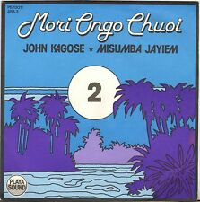 "MORI ONGO CHUOI ""JOHN KAGOSE"" KENYA AFRO SOUL SP 1978 PLAYA SOUND 13011"
