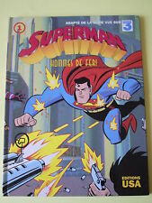 RARE bd SUPERMAN edition France 3