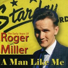 Roger Miller - Man Like Me-Early Years of Roger Miller [New CD]