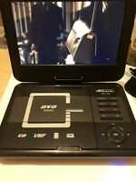 😍 lecteur dvd portable takara vr 139 cd vmf sd usb esb voiture mobile
