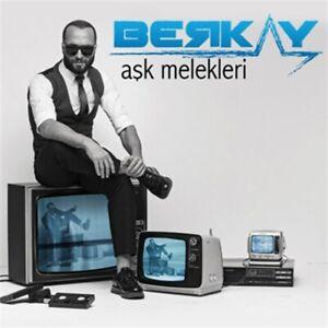 BERKAY ASK MELEKLERI CD NEW SEALED TURKISH RELEASE
