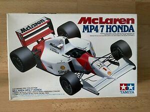 1/20 Scale Tamiya McLaren MP 47 Honda