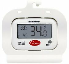 Refrigerator/Freezer Thermometer NSF Certified Food Safety Temperature Range