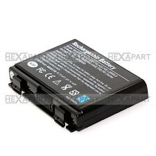 Batterie pour ASUS K50IJ K70IC K40IJ K40IN K50ij K50IN K70IC K70IJ K70IO 4400mAH