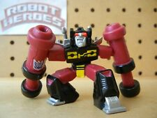 Transformers Robot Heroes RUMBLE Decepticon Generation 1 G1 from Universe Wave 2