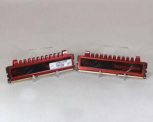 G.SKILL RIPJAWS F3-8500CL7D-8GBRL 8GB (2x4GB) DDR3-1066 RAM