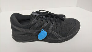 Asics Gel-Contend 6 Running Shoes, Black, Women's 11.5 M