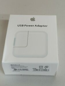 Original OEM 12W USB Power Adapter Wall Charger for Apple iPad 2 3 4 Air New