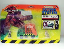 Jurassic park  le monde perdu-matchbox playset skip truck