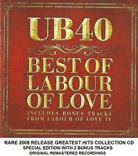 UB40 - A Very Best Greatest Hits Collection RARE 2009 Reggae Pop CD Ali Campbell