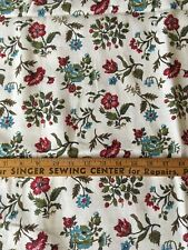 New listing 4+ Yards Vintage Thin Bark Cloth 35� Wide