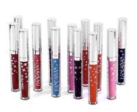 Long Lasting Waterproof Diamond Pearl Lip Gloss Liquid Lipstick Matte Makeup