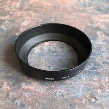 Genuine Nikon HB-1 Lens Hood  Nikon AF/AI 28-85, 35-70, 35-135MM Lenses