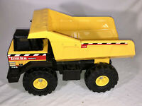TONKA 768 DUMP TRUCK with METAL BED and flexible Smokestack, Great! VTG 1993