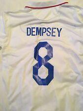 * Dempsey USA Nike Home Player jersey shirt camiseta trikot Coupe du Monde de Football *