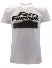 T-Shirt Original Fast & Furious Officiel Film Tricot Shirt Et Nouveauté