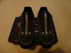 Scott Sport Crus-R Boa SPD MTB Shoes Anthracite/Black 10.5 Mens
