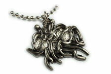 Flying Spaghetti Monster FSM Atheist Book Charm Pendant Necklace w/ Ball Chain