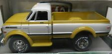 CHEVY C60 PICKUP TRUCK GOLD WHITE 1970 70 GM 19-09 M2