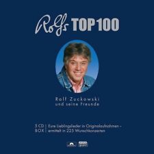 "ROLF ZUCKOWSKI ""ROLFS TOP 100"" 5 CD BOX NEUWARE"