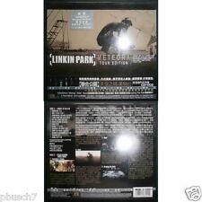 LINKIN PARK Meteora Tour Edition TAIWAN CD+VCD w/SLIPCASE SEALED
