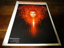 MICHAEL JACKSON - Mini poster couleurs 3 !!!!!!!!!!!!!!!