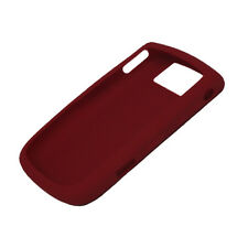 OEM NEW Dark Red Silicon Gel Skin Case Cover for Blackberry Tour 2/Bold 9650