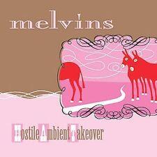 MELVINS Hostile Ambient Takeover, orig Ipecac CD, 2002, BRAND NEW SEALED!