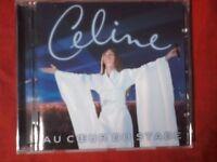 DION CELINE - AU COEUR DU STADE.  CD.