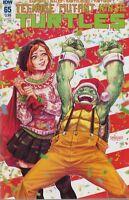 Teenage Mutant Ninja Turtles #65  IDW 1st print TMNT 2016