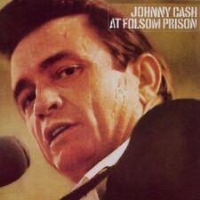Johnny Cash  At Folsom Prison LEGACY SONY CD 1999
