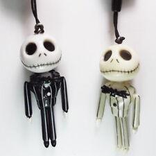 Nightmare Before Christmas Jack Skull 6CM Tree Adornment PVC Figure 2pcs