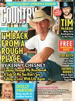 Country Weekly Magazine Nov. 17 2008 Kenny Chesney Dolly Parton Darius Rucker