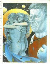 "Star Trek TOS Fanzine ""Vault of Tomorrow 7:  Valiahara"" Gen Vintage Novel"