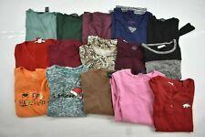 Wholesale Bulk Lot of 15 Womens Medium Long Sleeve Casual Shirts Tops Blouses