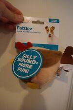 New listing Nwt Outward Hound Dog Toy Fattiez With Squeaker