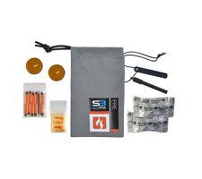 Survival Kit Fire Module Solkoa Survival Systems Emergency Firestarter Gear