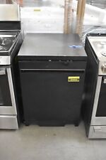 "Ge Gpt225Sglbb 24"" Black Fully Integrated Dishwasher Nob #84984 Hrt"