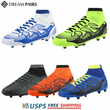 DREAM PAIRS Mens Soccer Shoes Football Shoes Trainer Sneakers Soccer Cleats