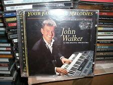 John Walker - Your Favourite Melodies (1998) SIGNED BY JOHN WALKER,2 CDS