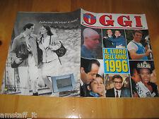 OGGI 1996 DICEMBRE=NOMI DI OGGI=IL LIBRO DELL'ANNO=MESE X MESE AVVENIMENTI=