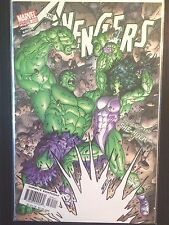 Avengers (1997 3rd Series) #75 (490) She-Hulk vs Bruce Banner Hulk VF/NM