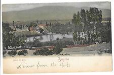 Turkey, Smyrna, Baths of Diana, Unposted PPC, Undivided Back,