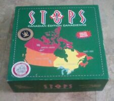 Stops Canadian edition English version 1998