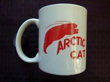 Reproduction Vintage Arctic Cat Snowmobile Logo Coffee Mug