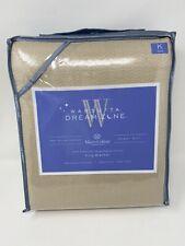 Wamsutta® Micro Cotton® Dream Zone® King Blanket in Sand New