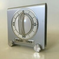 Mid Century PRESTO TIMER National Pressure Cooker Co EAU CLAIRE WI by LUX CLOCK